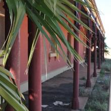 Station verandah