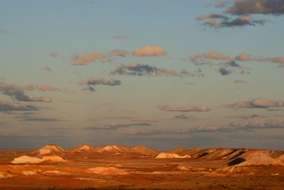 Kanku colours at sunset