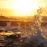Sunrise at Australia's best kept secret beach