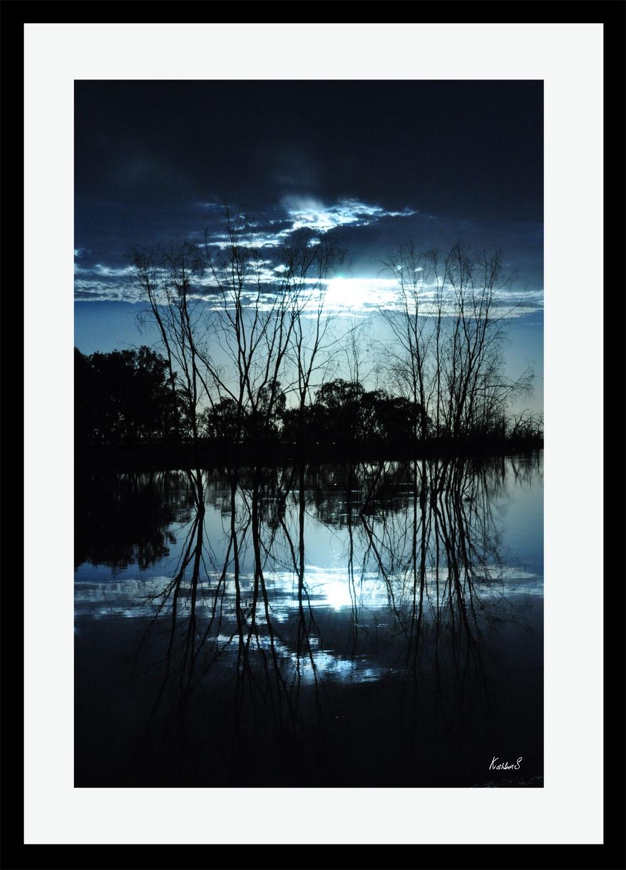 Blue-lake