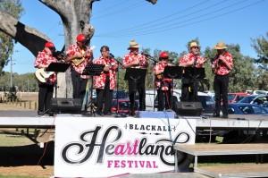 Blackall Heartland Festival