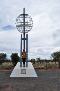 Across the Tropic of Capricorn