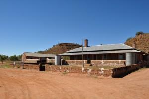 Barow Creek Telegraph Station