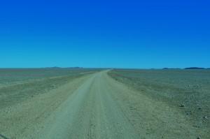 Wide open spaces - Winton-Jundah Road