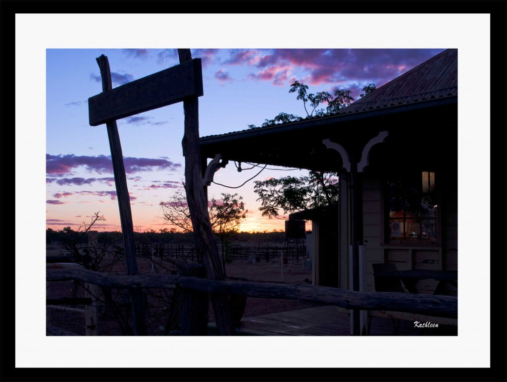 Sunset-at-an-outback-pub