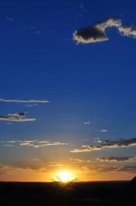 Outback-sunset-cobalt-sky