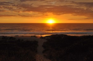 Sunrise Culburra Beach