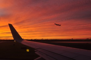 Sunrise-Sydney-airport-3