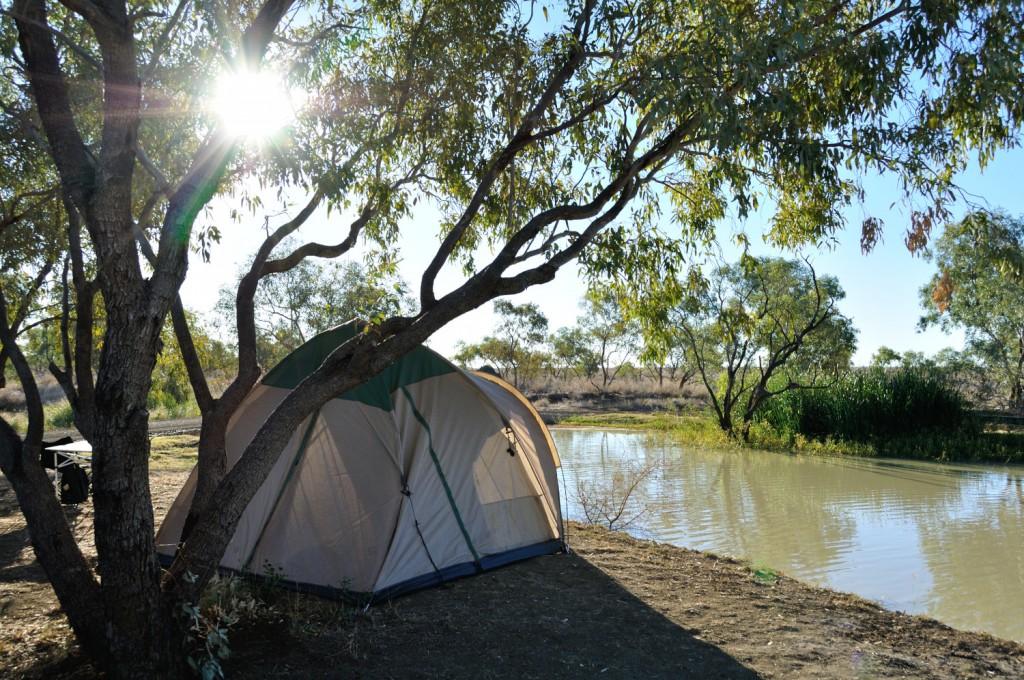 Camp Julia Creek