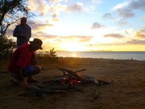 Campfire Cape Melville