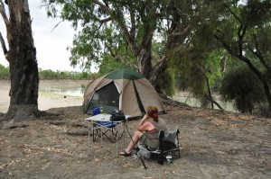 Darling River Menindee