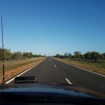 Changing scenery from Cobar