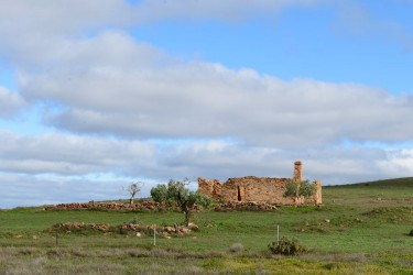 Ruins western Flnders