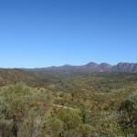 Broad vista of Arkaroola