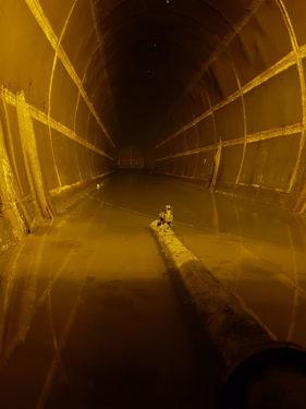Oil tunnels Darwin